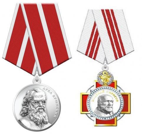 Владимир Путин учредил государственные награды для медицинских работников