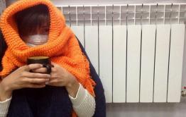 Жители двухэтажного дома в Шара-Горохоне неделю живут без отопления