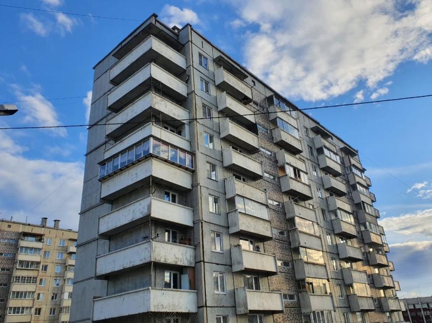 Аварийный дом в микрорайоне Северном в Чите взят на мониторинг
