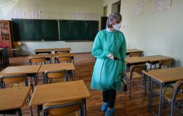 Вспышки коронавируса выявили в пятнадцати образовательных учреждениях Забайкальского края