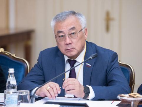 Жамсуев предложил провести «Дни «Газпрома» в Совете Федерации для ускорения газификации Забайкалья и Дальнего Востока