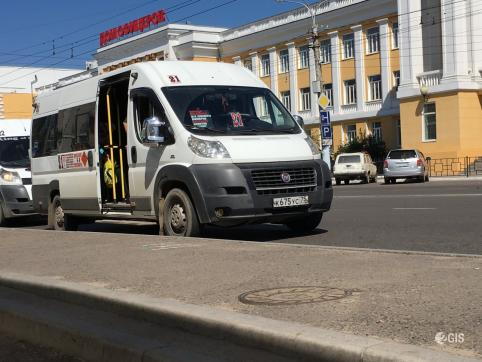 Узбекская диаспора 20 июля сделает бесплатным проезд на маршрутках №21 в Чите