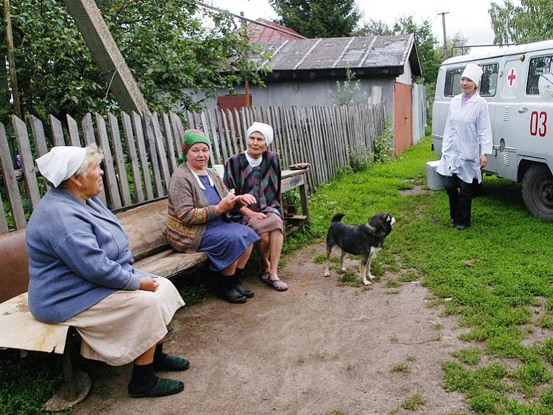 Жители Забайкальского села больше 20 лет живут без фельдшера