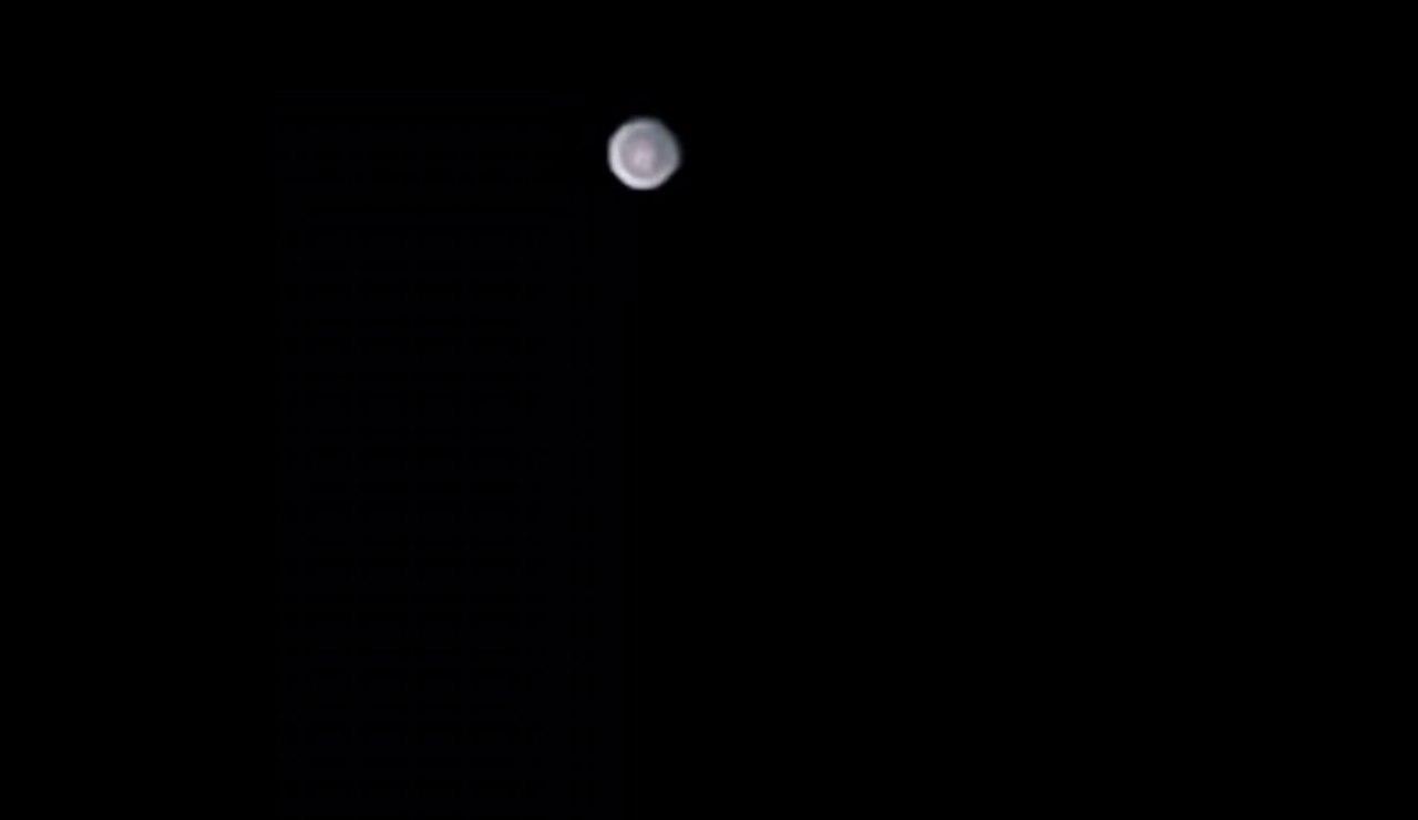 Забайкальский лесник заснял НЛО в Балейском районе