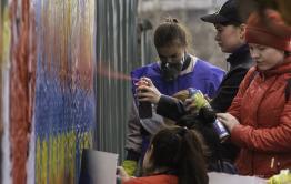 Граффити с изображением героев ВОВ появятся в трех городах Забайкалья