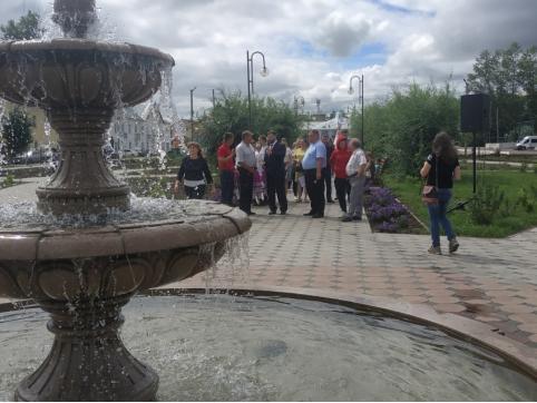 Забайкалье получит 825 миллионов на формирование комфортной городской среды