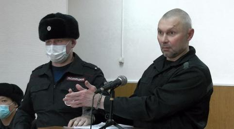 Ведеру уже сегодня намерены этапировать в Красноярск. Он передал в «Вечорку» прощальное письмо.