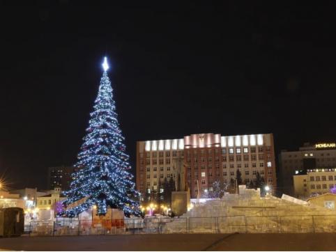 В правительстве Забайкалья разъяснили правила проведения новогодних праздников