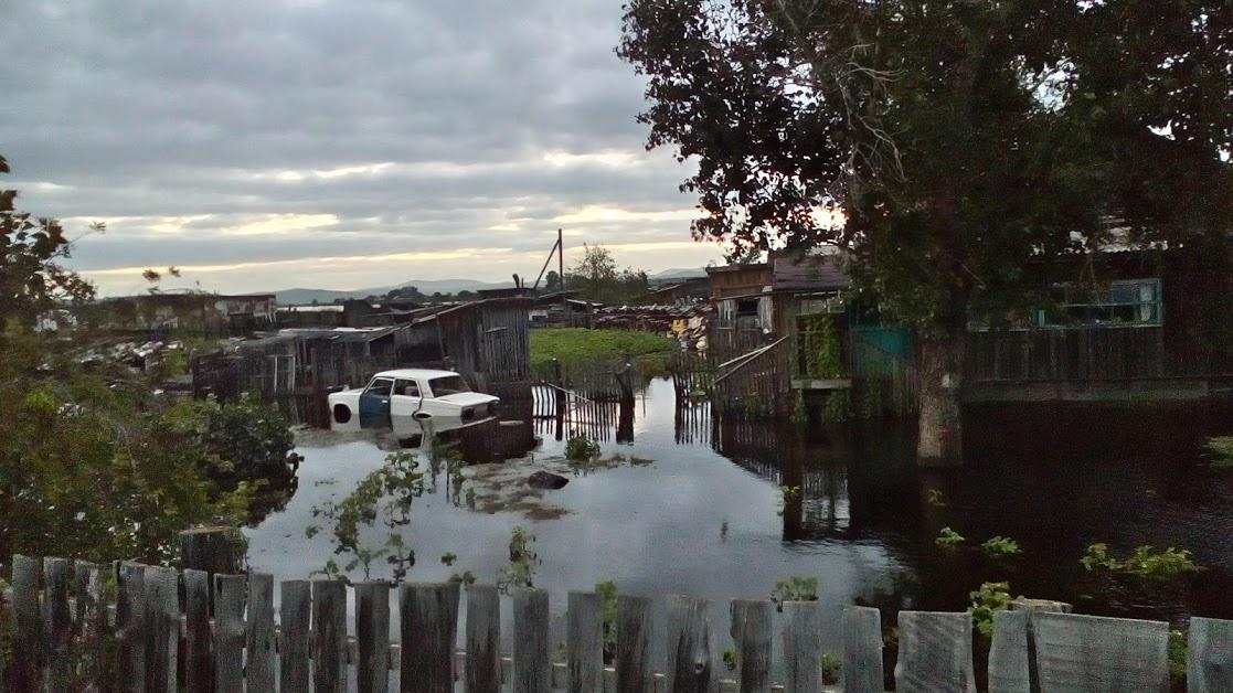 МЧС информирует читинцев о действиях во время наводнения