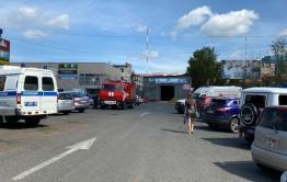 ТЦ «Новосити» в Чите эвакуировали из-за звонка о минировании
