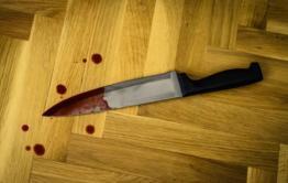 Ранее судимый житель Хилка зарезал старушку. Мужчина задержан.