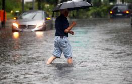 Сильные дожди ожидаются в Чите 18-20 августа