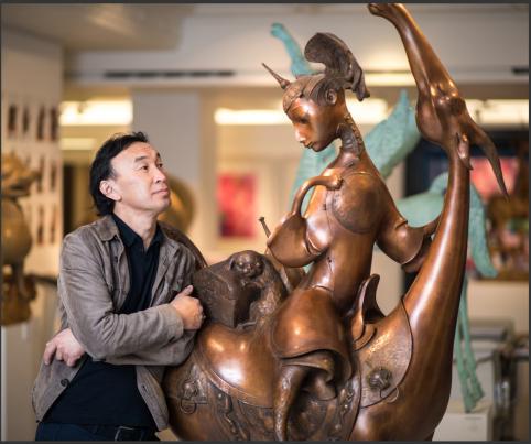 Выставка работ Даши Намдакова откроется в Чите 5 февраля
