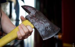 Жительница Хадакты убила свою дочь топором и совершила самоубийство