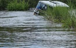 Из-за наводнения минимум два села Забайкалья останутся без свежей «Вечорки»