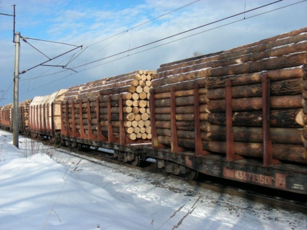В Забайкалье пресекли схему контрабандного вывоза леса в Китай