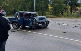 Один человек погиб и один пострадал в ДТП под Читой