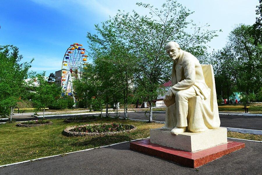 Парки и зоопарки открываются в Забайкалье
