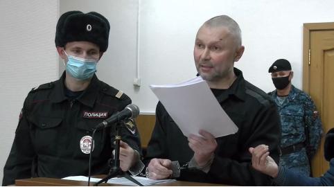 Пропавший на этапе бандит-писатель Ведерников обнаружен живым
