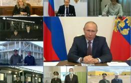 Путин возмутился тем, что чиновники занимаются «канителью», а не выплатами врачам. В Забайкалье медики выплаты получили