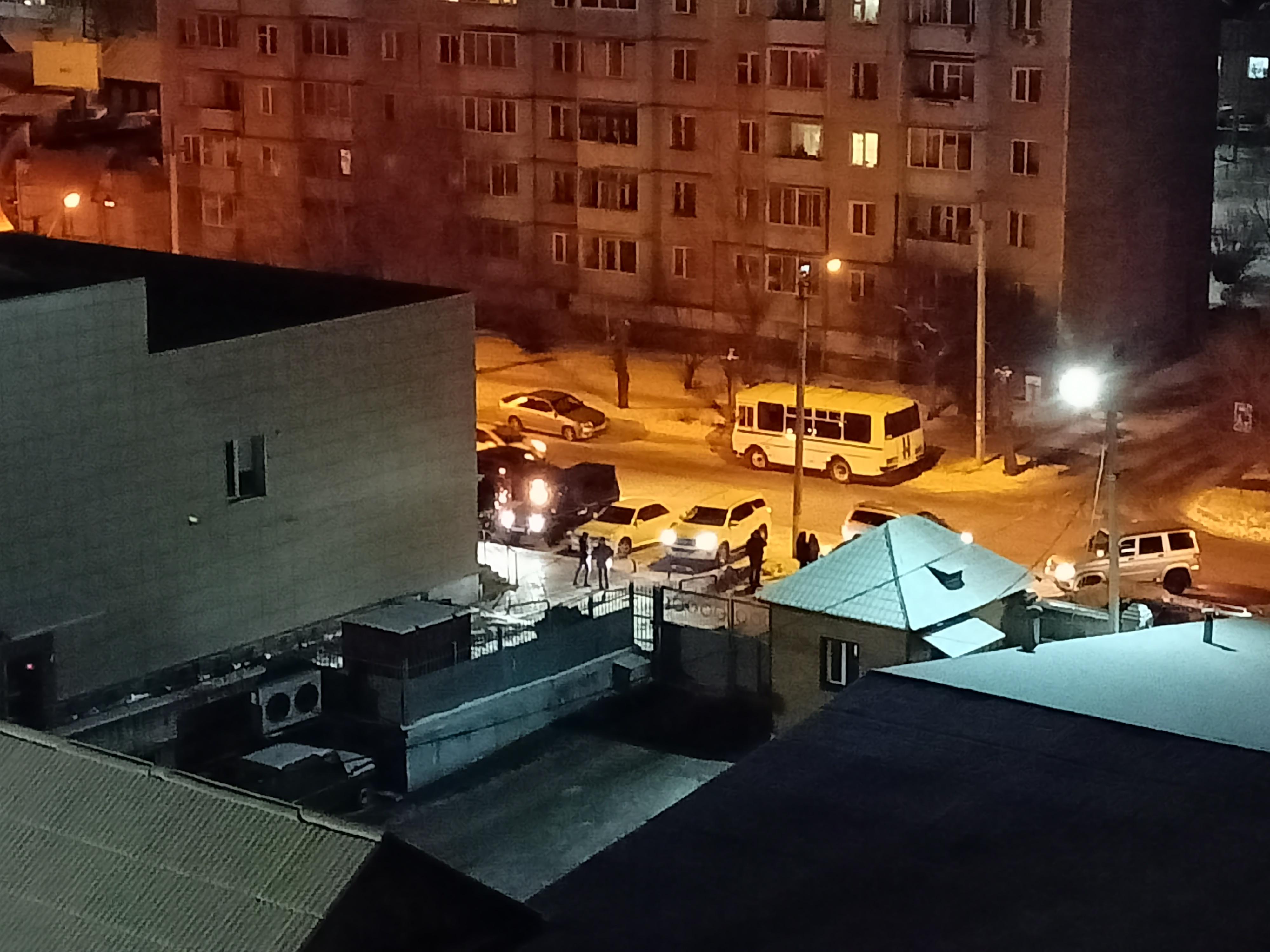 ОМОН нагрянул в ночной клуб