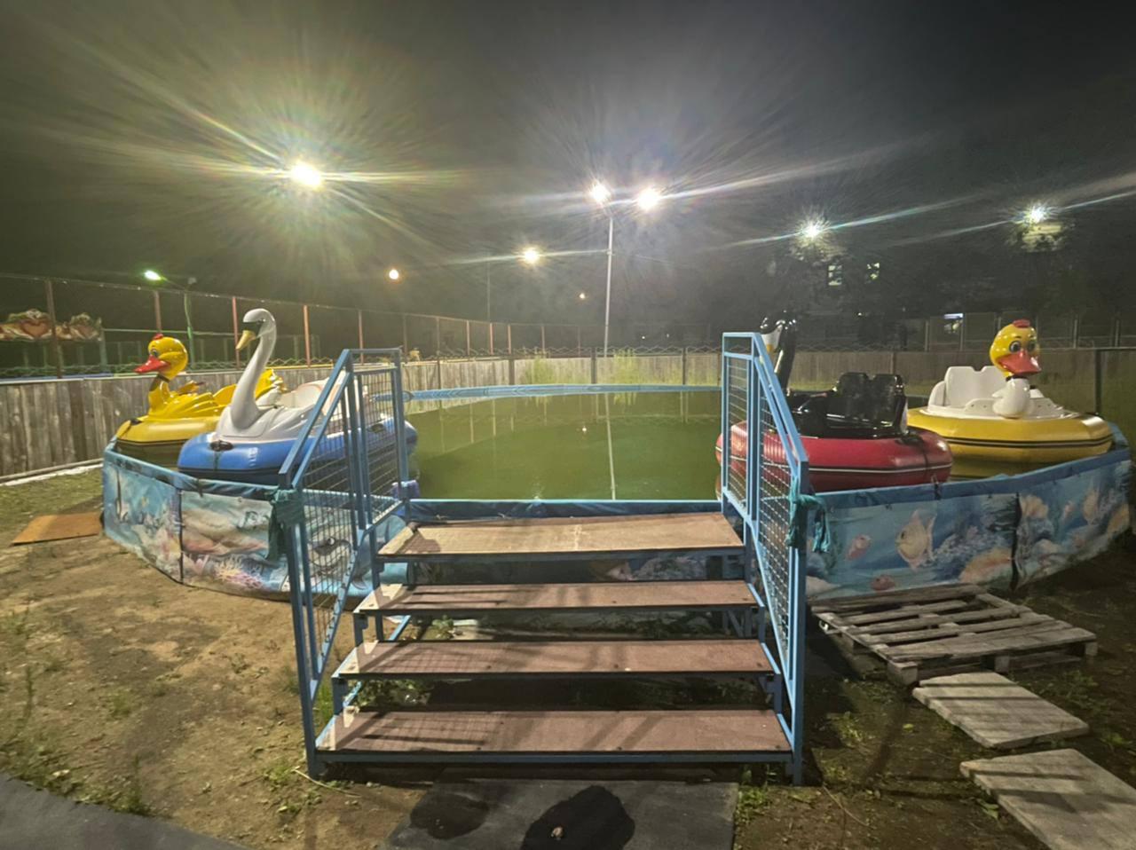 Следком начал проверку из-за упавшего в бассейн в Краснокаменске двухлетнего мальчика