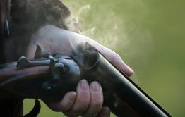 Житель Могочи украл у собутыльника ружье и обстрелял наряд полиции