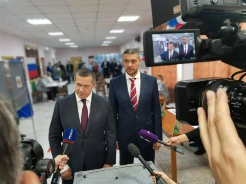 Полпред Трутнев выбрал депутата в Забайкалье