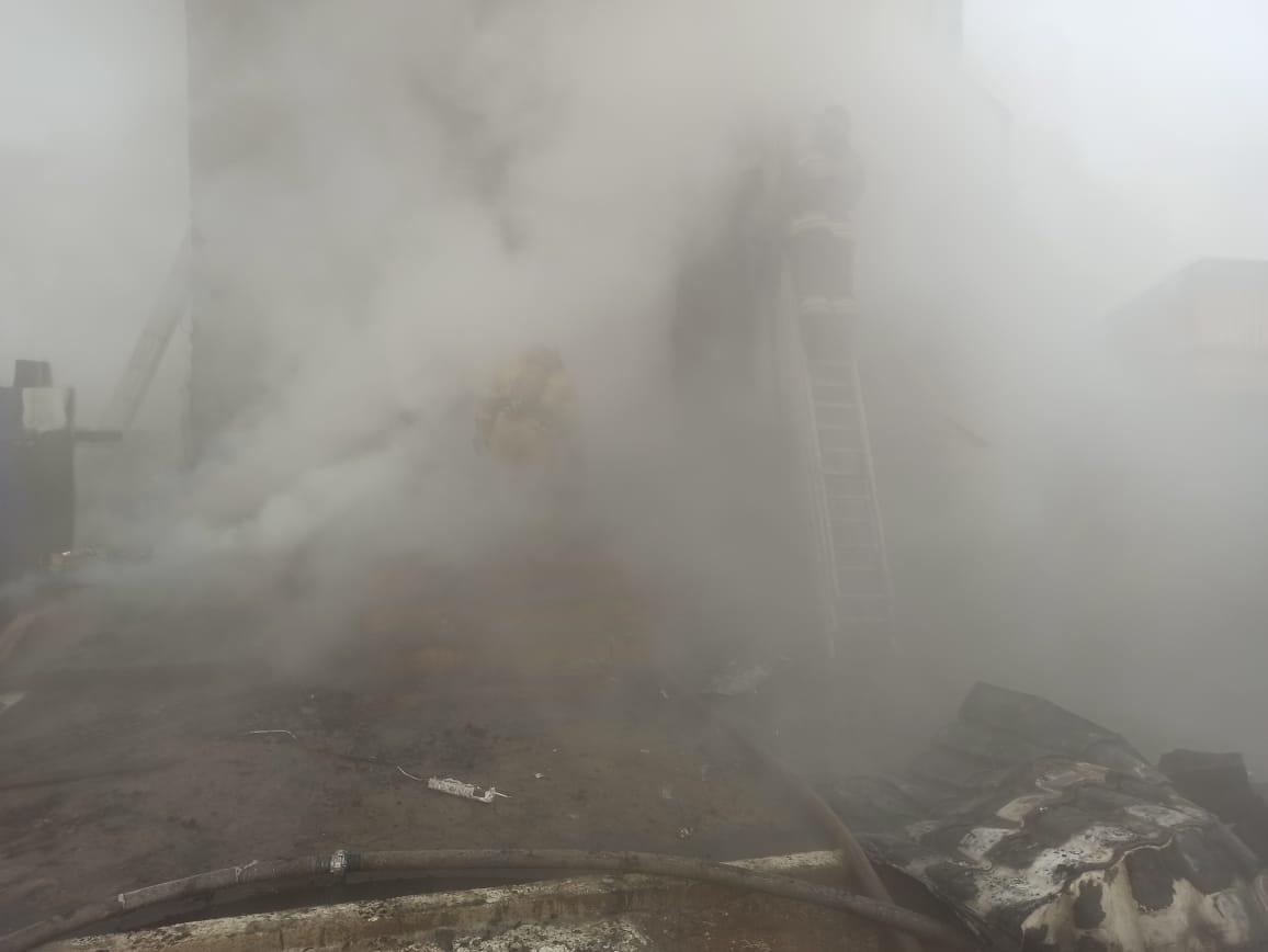 7-летний ребенок погиб на пожаре в селе Засопка