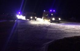 Пострадавшего пассажира в ДТП под Сретенском доставили из Шилки в Читу