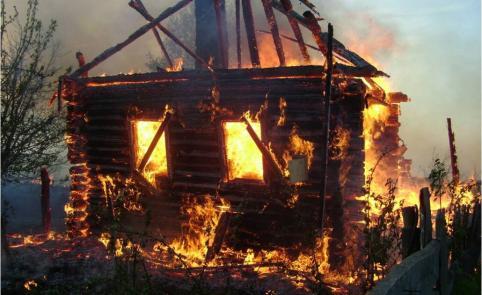 Уголовное дело из-за гибели трёх человек на пожаре возбудили в Забайкалье
