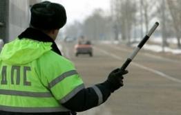 Следователи возбудили уголовное дело против жителя Борзи, напавшего на составлявших протокол сотрудников ДПС