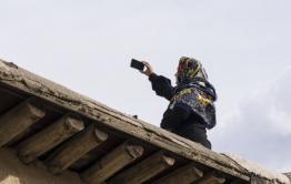 В селе Таптугары уже неделю не работает сотовая связь