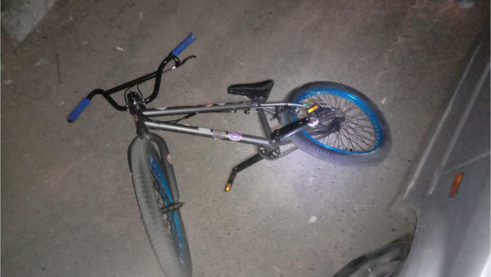 В Читинском районе 20-летний водитель Honda Accord сбил ребенка