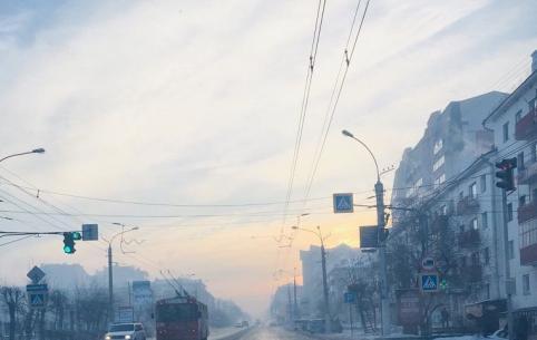 40-градусные морозы ожидаются на следующей неделе в Забайкалье