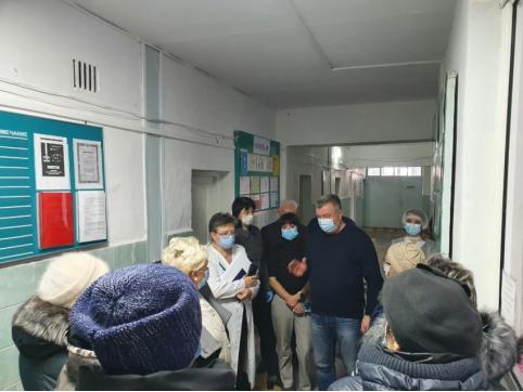 В Борзинском районе Забайкалья появится лаборатория для тестирования на COVID-19