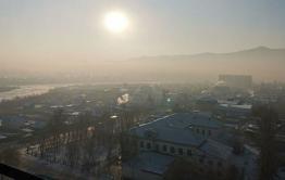 Гидрометцентр обвинил в загрязнении воздуха в Чите военных, зэков и полицию