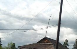 Забайкальские энергетики игнорируют просьбы жителей Шара-Горохона, оставшихся без света после урагана