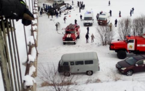 Предварительные данные УМВД — в ДТП с автобусом в Забайкалье погибло 4 человека, 5 ранены