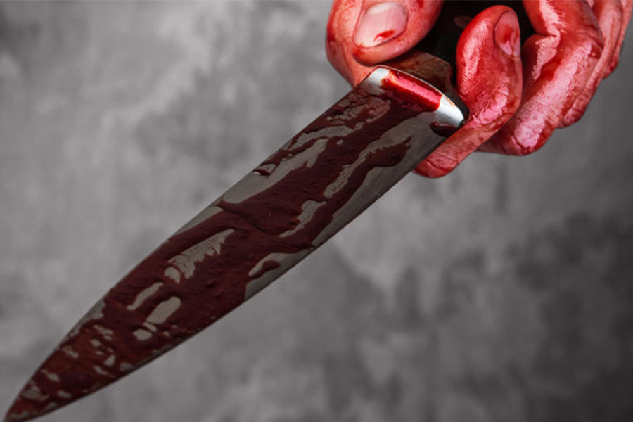 23-летний читинец зарезал отца своей сожительницы