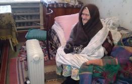 Пенсионерка из Оловянной замерзает в собственном доме