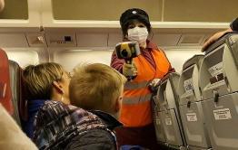 В Читинском аэропорту начали проверять прибывших из других регионов России