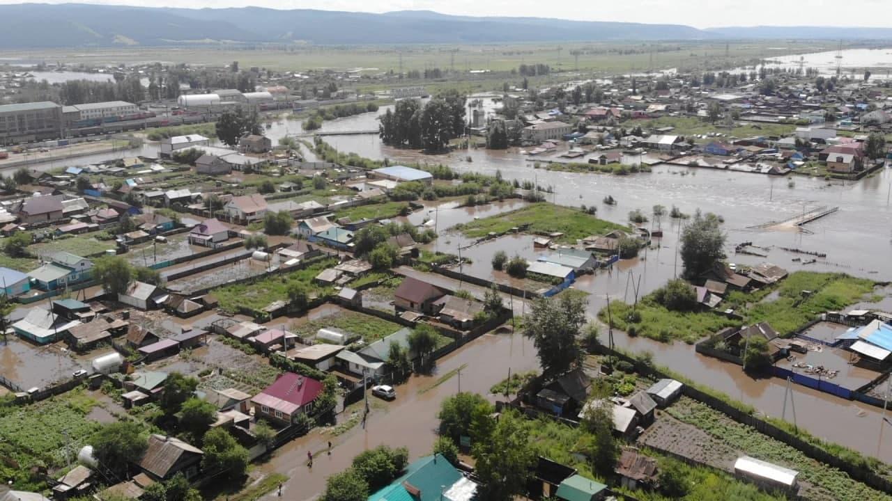 Замгенпрокурора РФ поручил проследить за помощью пострадавшим от наводнения забайкальцам