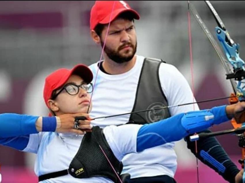 Забайкалец стал паралимпийским чемпионом по стрельбе из лука в Токио