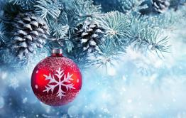 Поздравьте любимых с Новым годом через «Вечорку»