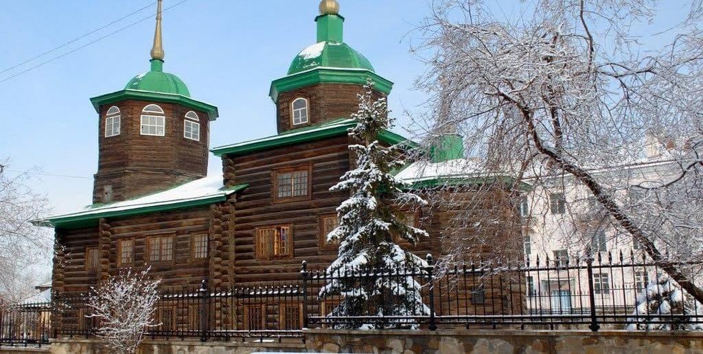 Осипов считает нужным возобновить богослужения в Церкви декабристов в Чите