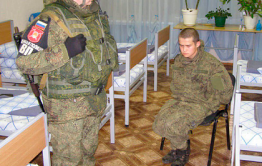 Расстрелявший сослуживцев солдат Шамсутдинов предстанет перед судом