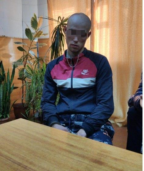 Фото Забайкальца подозреваемого в убийстве 16-летнего подростка