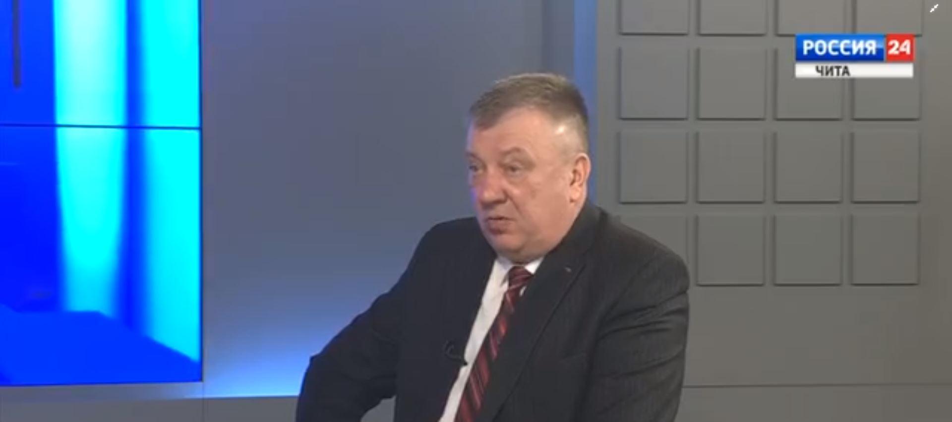 Гурулев отметил проблему нехваток медицинских масок в Забайкалье