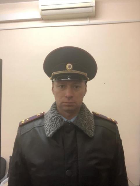 Уголовное дело п-ка Сапожникова направлено в суд